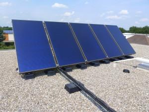 Panneaux solaires thermiques CITRINE