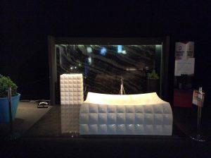 Salon décor 2015 - baignoire