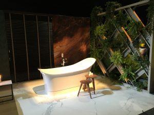 Baignoire- Salon décor 2016